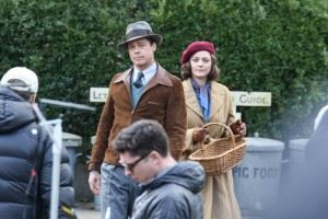 Bradd Pitt and Marion Cotillard in Five Seconds of Silence