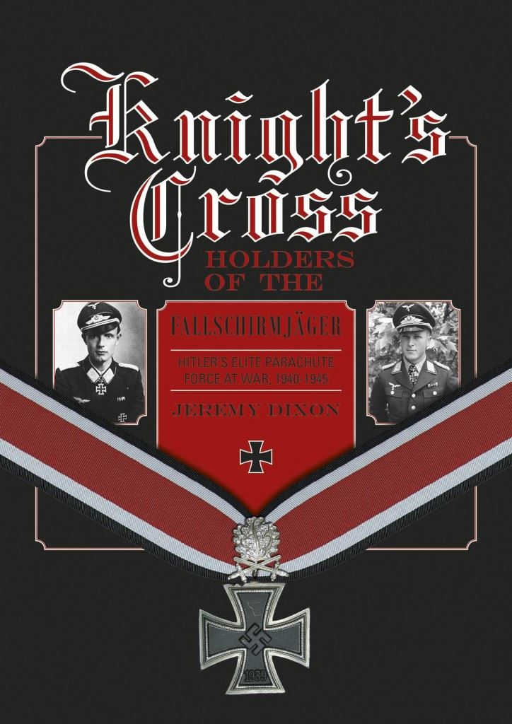 Book Knight's Cross Holder Jeremy Dixon Book
