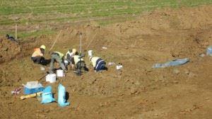Soldiers found in Langemark-Poelkapelle