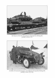 Sturmgeschütz Abteilung 202 Book - 2