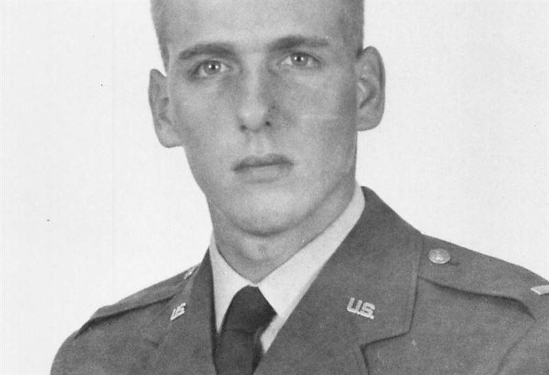 1st Lt. Donald W. Bruch