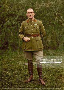 The Lost Tommies - British Colonel - World War 1