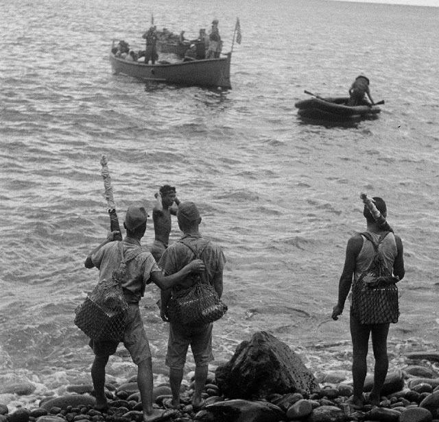 japanese soldiers surrender 1951 - 10