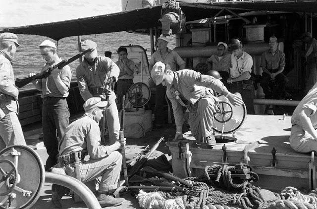 japanese soldiers surrender 1951 - 12