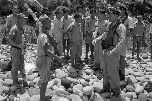 japanese soldiers surrender 1951 - 5