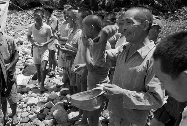 japanese soldiers surrender 1951