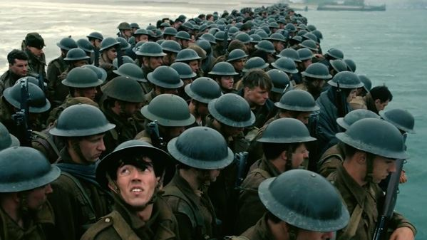 Dunkirk WWII Action Film