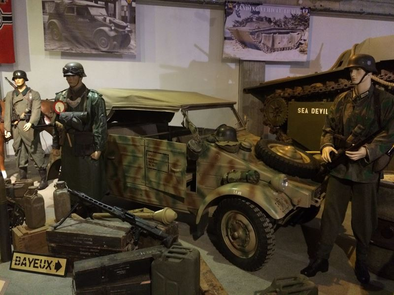 Normandy Tank Museum closing and selling its entire Collection