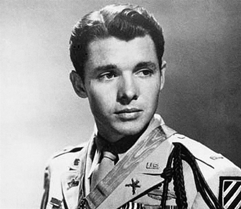 Audie Murphy The Army S Favorite Actor Amp Hollywood S