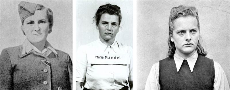Female Concentration Camp Guards