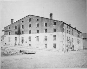 Libby Prison Richmond VA