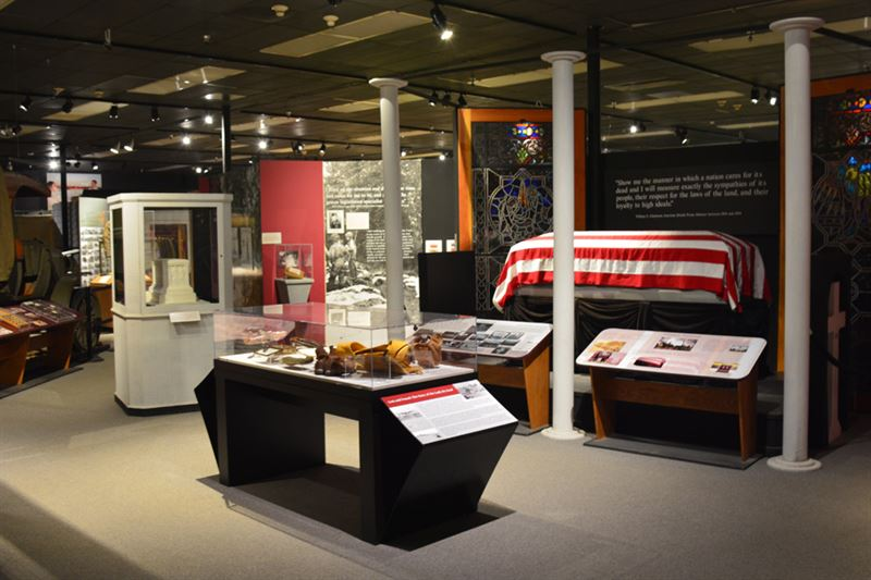 Duty to the Fallen: The Army's Mortuary Mission