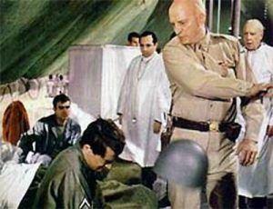 General Patton Slaps Soldier