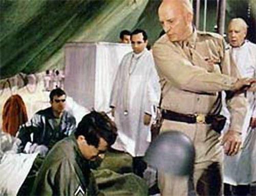 General Patton Slaps Soldier - PTSD