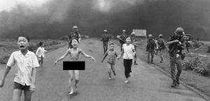 Vietman Napalm 1972