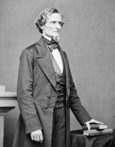 Jefferson Davis - President of the Confederate States of America