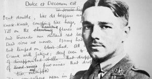Wilfred Owen's Poetry