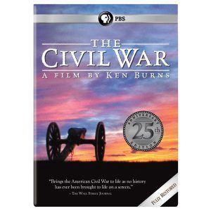 Ken Burns - The Civil War 25th Anniversary Edition