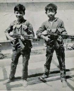 Child Soldiers of the Vietnam War