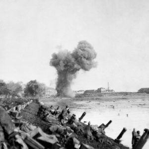 British Landings on Walcheren