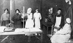 Marie Curie - Second from right