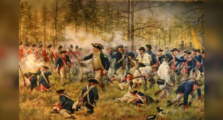 the saratoga campaign in the revolutionary war argunners