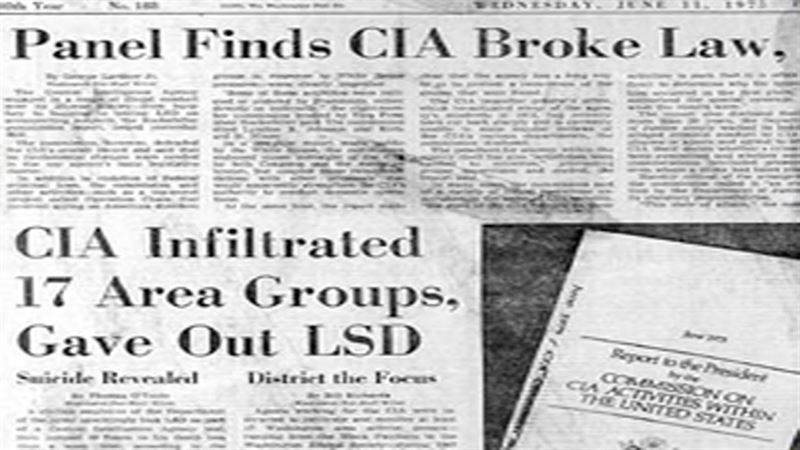 project mk ultra In 1975, the rockefeller commission brought to light the long-secret project  mkultra—a cia experiment in mind control the olsons learned.