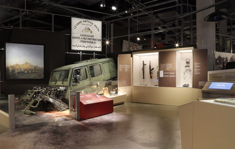 The Canadian War Museum: A Must See Museum