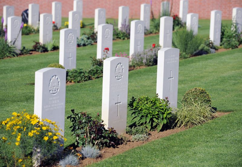 9 Australian soldiers who were KIA during Battle of Fromelles in WWI are Identified