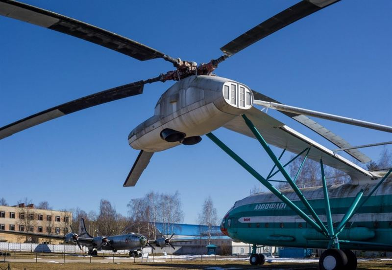 Central Air Force Museum -1-
