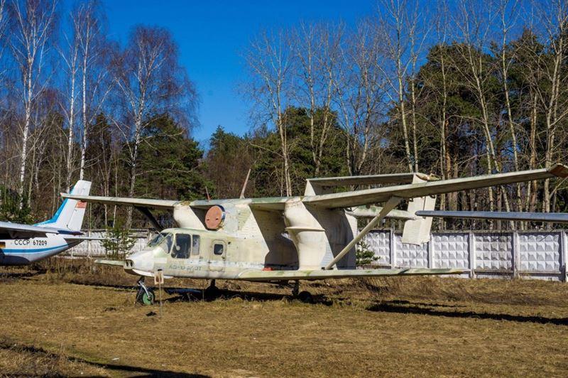 Central Air Force Museum -10- PZL M-15