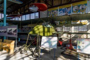 Central Air Force Museum -13- Voisin LAS