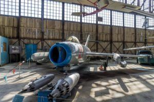 Central Air Force Museum -14- Mig-15 BIS