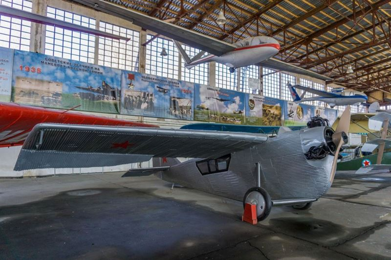 Central Air Force Museum -18- ANT-2