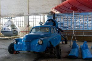 Central Air Force Museum -19- Sever-2