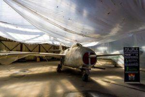 Central Air Force Museum -21- Lavochkin La-15