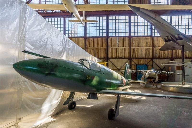 Central Air Force Museum -24- Bereznyak-Isayev BI-1