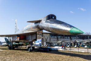 Central Air Force Museum -25- Sukhoi T-4