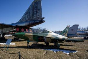 Central Air Force Museum -27- Yakovlev Yak-130