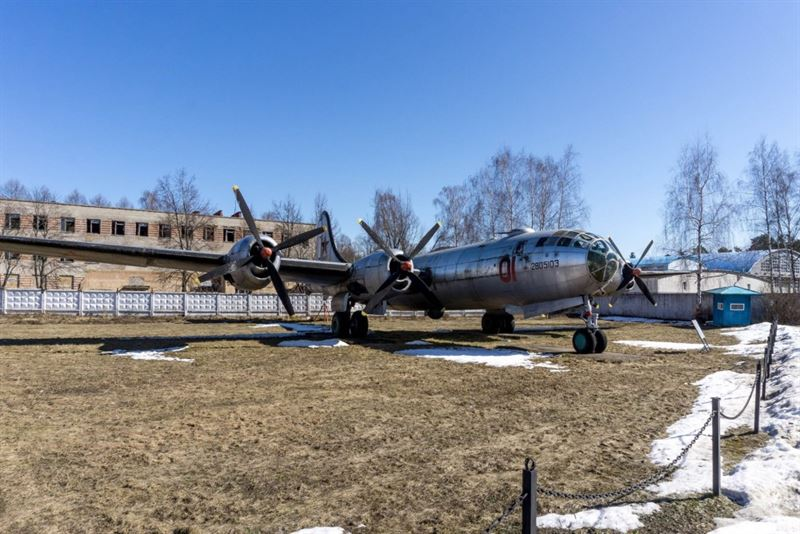 Central Air Force Museum -3- Tupolev Tu-4