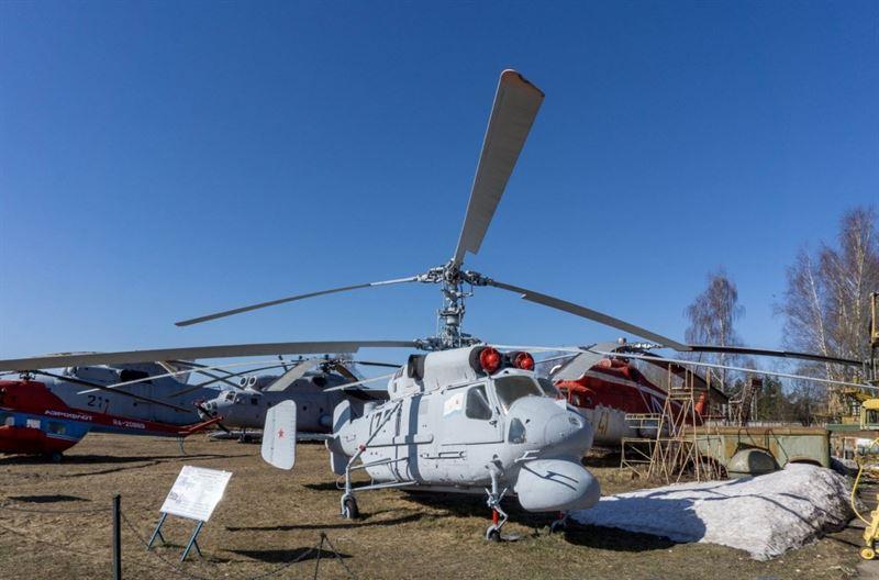 Central Air Force Museum -31- Kamov Ka-25