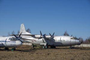 The Antonov An-12