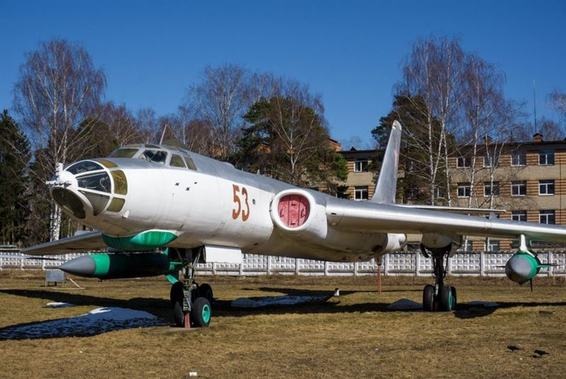 Central Air Force Museum -7- The Tupolev Tu-16