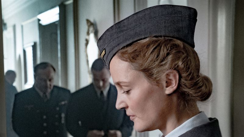 Vicky Krieps in the upcoming Das Boot mini-series.