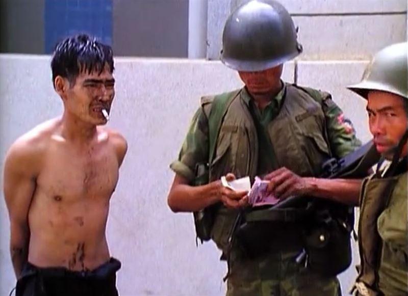 Color Combat footage from Saigon - Vietnam War – Argunners