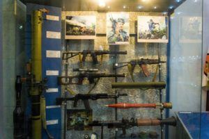 Central Armed Forces Museum Moscow - 30