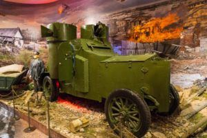 Central Armed Forces Museum Moscow - 8