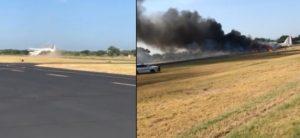 C-47 Crash Texas
