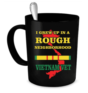 Coffee Mug Vietnam War Veteran Gift