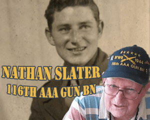 Nathan G. Slater Interview